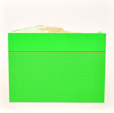 Edgar Knoop, 'Horizonte 13', 2015