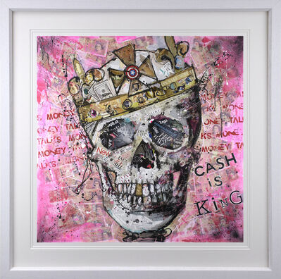 Keith Mcbride, 'Cash Is King', 21st Century