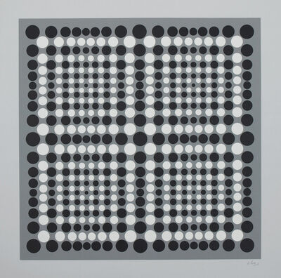 Julio Le Parc, 'Untitled', ca. 1968