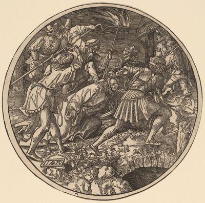 Jacob Cornelisz van Oostsanen, 'Christ Taken Captive', 1512
