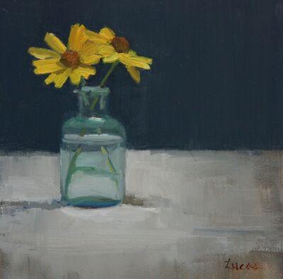 Maryann Lucas, 'Little Bottle of Flowers', 2014