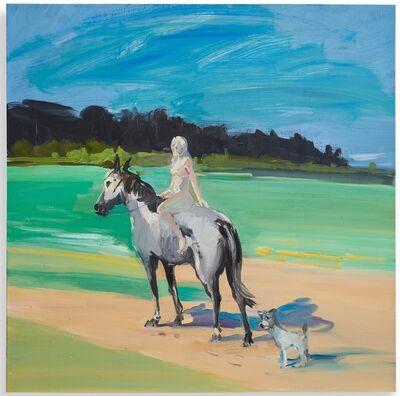 Deborah Brown, 'Pale Horse, Pale Rider ', 2019