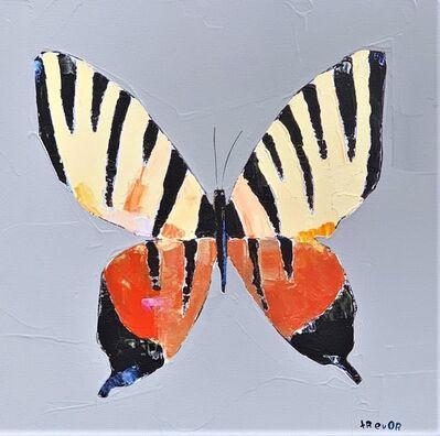 Trevor Mikula, 'Tiger Flutterfly', 2019