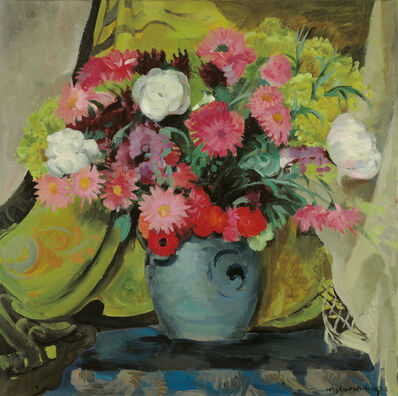 Willy Eisenschitz, 'The bouquet of summer flowers', 1928