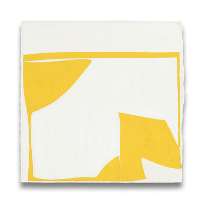 Joanne Freeman, 'Covers 13 - YellowB', 2014