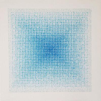 John Adelman, 'Number', 2017