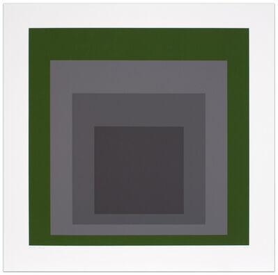 Josef Albers, 'SP III', 1967