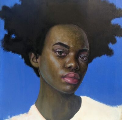 Oluwole Omofemi, 'Self Love', 2019