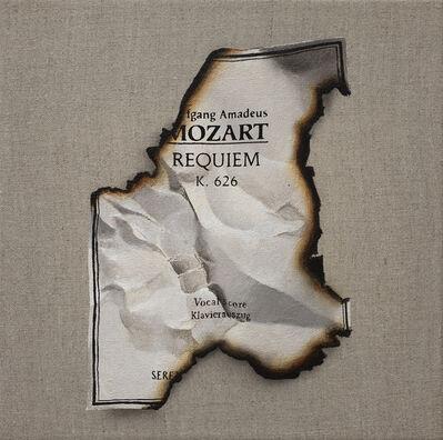 Paul Béliveau, 'In Memoriam: Mozart', 2019