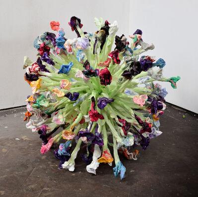 Stefan Gross, 'Flower Bomb', ca. 2017