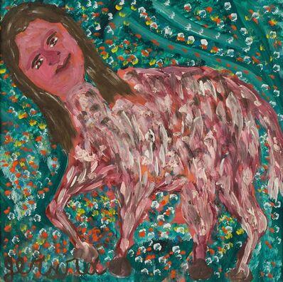 Gerard Fortune, 'Centaur (Mythical Figure)', ca. 1970's