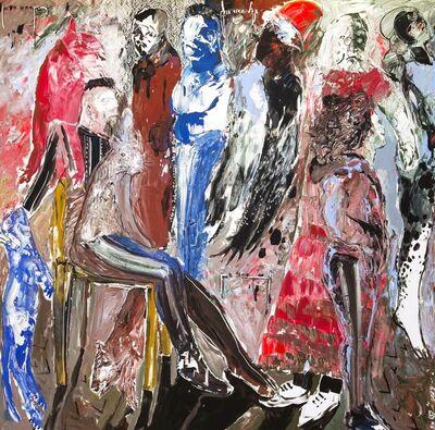 Soly Cissé, 'Des Hommes et Des Vies V', 2017