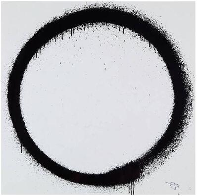 Takashi Murakami, 'Enso: Tranquility ', 2016