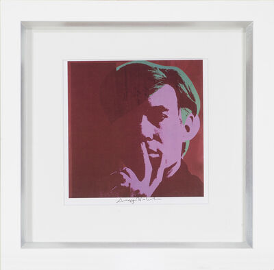 Andy Warhol, 'Self-portrait ', 1967