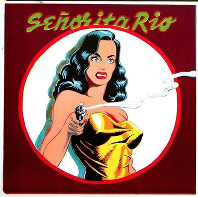 Mel Ramos, 'Señorita Rio', 1964