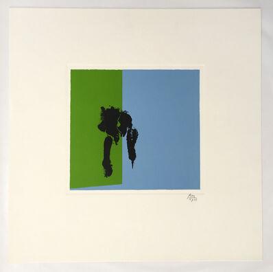 Robert Motherwell, 'Spring – Paris Suite I', 1980