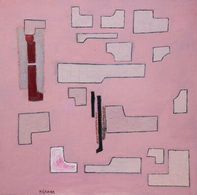 Enrique Tábara, 'Geométrico Espacial', 2020