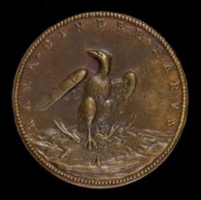 Guillaume Dupré, 'Phoenix [reverse]', 1620