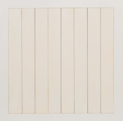 Agnes Martin, 'Paintings and Drawings, complete set of 10'