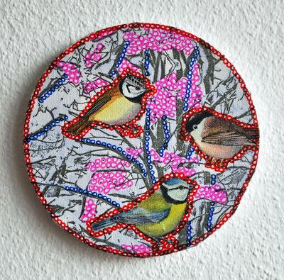 Sabine Kürzel, 'Birds (Vögelchen)', 2015