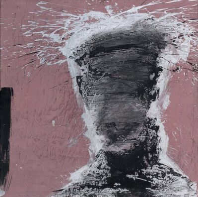 Richard Hambleton, 'Shadow Head', 1996