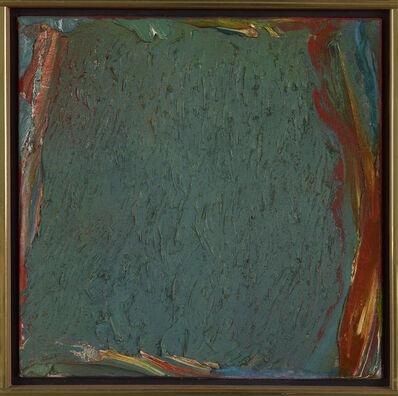 Stanley Boxer, 'Loftedhushatdarnessturn', 1977