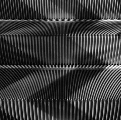 Arnold Kastenbaum, 'WTC Escalator'