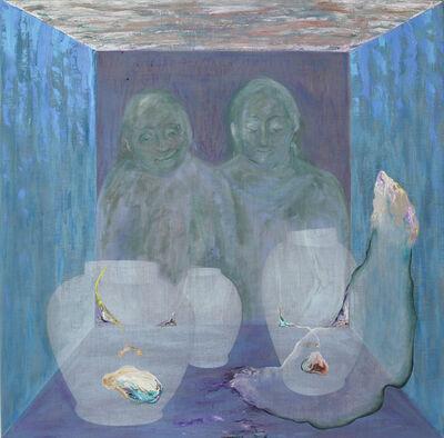 Anne Speier, 'Vasen (Blau)', 2019