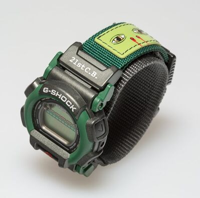 Ed Templeton, 'G-Shock 21st C.B', 1998