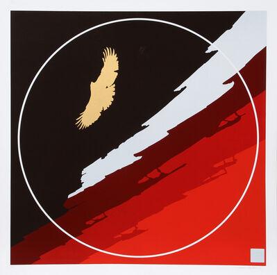 Thomas W. Benton, 'Golden Eagle', 1981