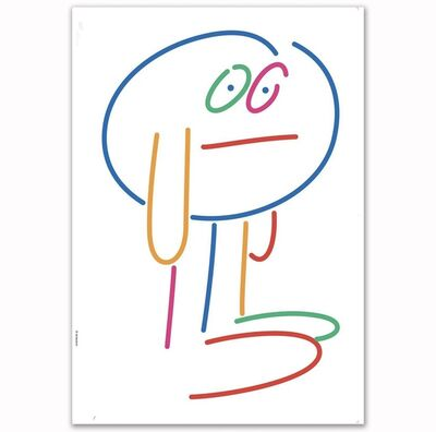 James Jarvis, 'Parco Art Poster ', 2020