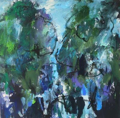 Deborah Lanyon, 'Richmond Park V', 2020