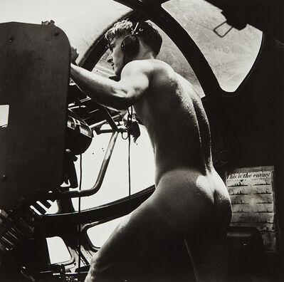 Horace Bristol, 'PBY Blister Gunner, Rescue at Rabaul', 1944