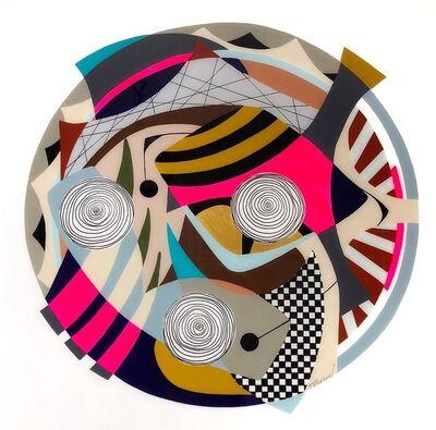 Amauri Torezan, 'Circulo 10', 2018