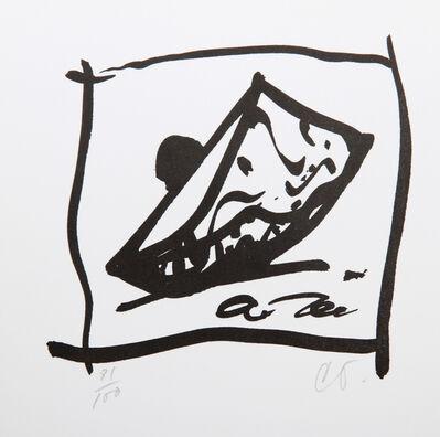 Claes Oldenburg, 'Piece of Cake from Sculpture Center Portfolio', 1995
