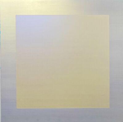 Shingo Francis, 'Interference (blue, green,  yellow)', 2020
