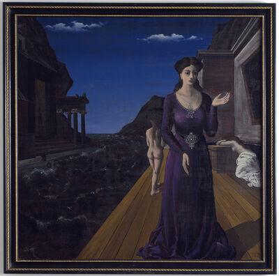 Paul Delvaux, 'Penelope', 1945