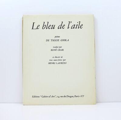Henri Laurens, 'Le bleu de l'aile', 1948