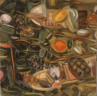 Owen Gray, 'Monsters and Mussels', 2020