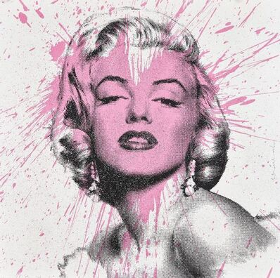 Mr. Brainwash, 'My Heart is Yours (Pink)', 2017