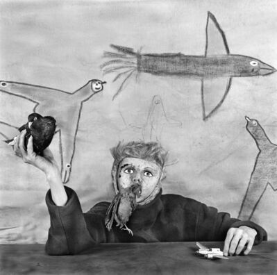 Roger Ballen, 'Take off', 2012