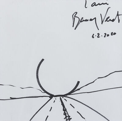 Bernar Venet, 'Untitled', 2020