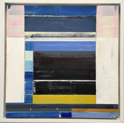 Lloyd Martin, 'Small Blue Stack', 2019