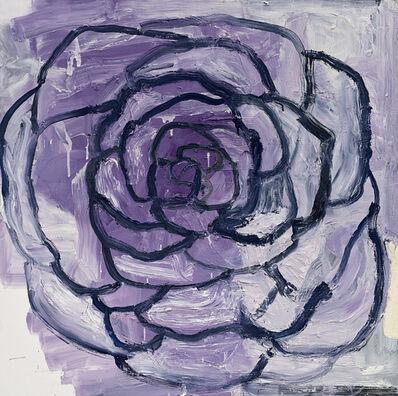 Margaret Evangeline, 'Purple Pink Camellia', 2019