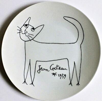 Jean Cocteau, 'Cat', 1959