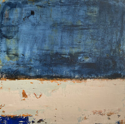 Allison B. Cooke, 'Gesti Blu (Blue Gestures)', 2021