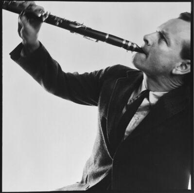 Bert Stern, 'Jimmy Giuffre', 1958
