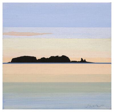 Greta Van Campen, 'Southern Island, Yellow Sky ', 2019
