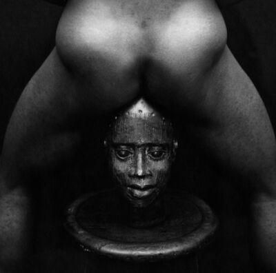 Rotimi Fani-Kayode, 'Bronze Head', 1987/2020