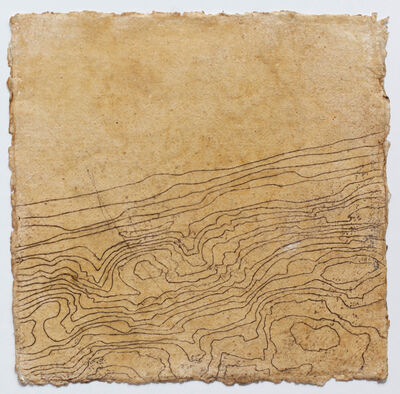 Tessa Grundon, 'Contour Series - Wave Hill', 2014